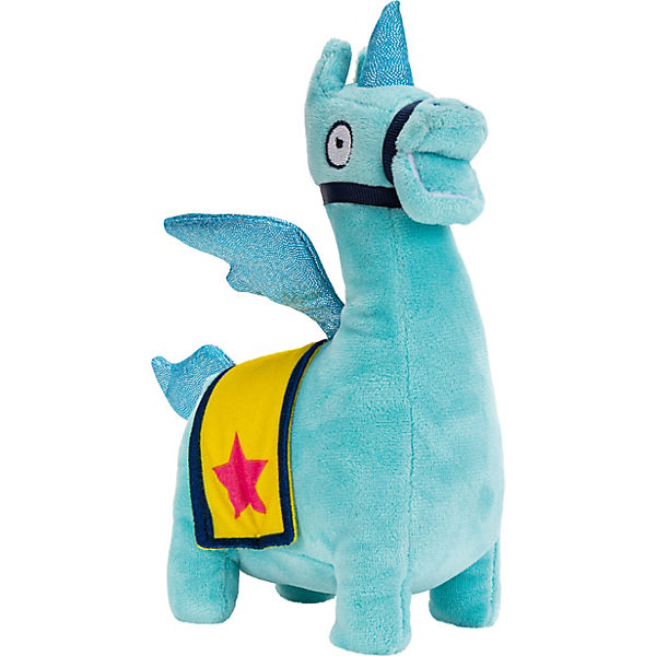 FORTNITE - ca 18 cm Loot Plüsch Rainbow Unicorn Lama Serie 2