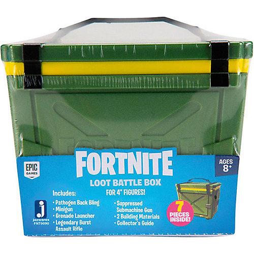 Игрушка Fortnite - сундук с аксессуарами 2 волна от Jazwares