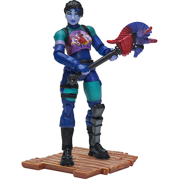 FORTNITE - Solo Mode Figur Dark Bomber, 10 cm