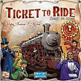 Настольная игра Hobby World Ticket to Ride Америка