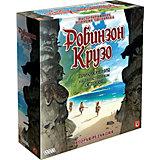 Настольная игра Hobby World Робинзон Крузо. Приключения на таинственном острове, 2-я редакция