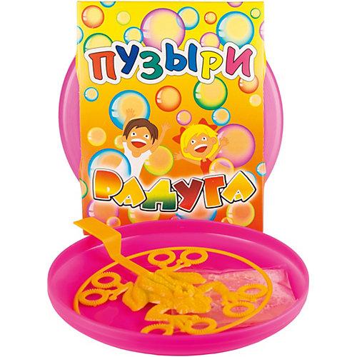 """Мыльные пузыри Престиж """"Лягушка"""", подарочная коробка, 200 мл от Престиж"""