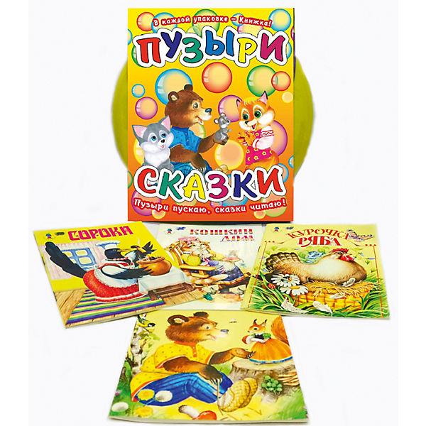 """Мыльные пузыри Престиж """"Гигантсткие"""", книга, 200 мл"""