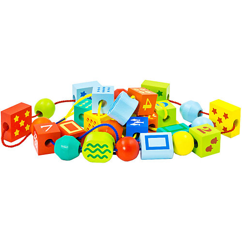 Игровой набор Alatoys Шнуровочка с цифрами