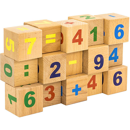 Кубики Alatoys Цифры от Alatoys