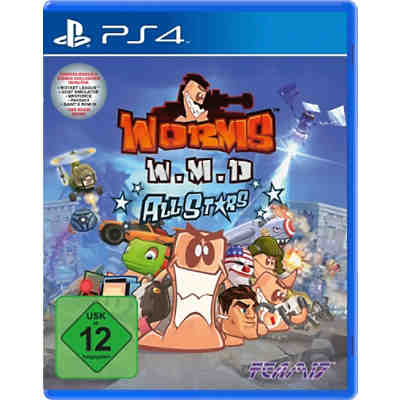 PS4 Worms W.M.D.