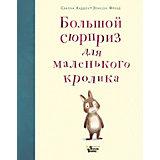 """Сказка """"Большой сюрприз для маленького кролика"""", Хаддоу С."""
