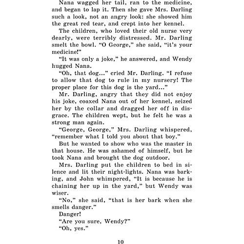 """Легко читаем по-английски Уровень 2 """"Питер Пен. Peter Pan"""", Барри Д. от Издательство АСТ"""