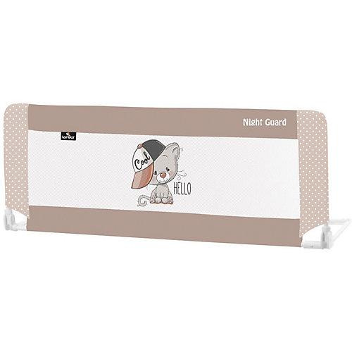Защитный барьер для кроватки Lorelli Night Guard, бежевый от Lorelli