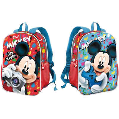 Kinderrucksack 2in1 Mickey