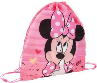 Disney Mickey Mouse Sportbeutel Turnbeutel Sporttasche Tasche NEU