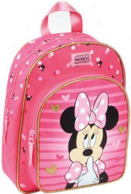 /Rot 3D Rucksack//Rucksack//Kindergarten Tasche Minnie Maus/