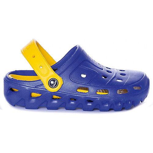 Сабо Calypso - сине-жёлтый от Calypso