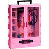 Игровой набор Barbie Розовый шкаф модницы