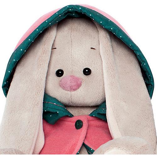 Мягкая игрушка Budi Basa Зайка Ми в куртке с капюшоном, 23 см от Budi Basa
