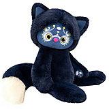 Мягкая игрушка Budi Basa Lori Colori Нео (Neo), чёрный, 30 см