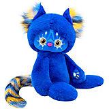 Мягкая игрушка Budi Basa Lori Colori Тоши (Toshi), синий, 30 см