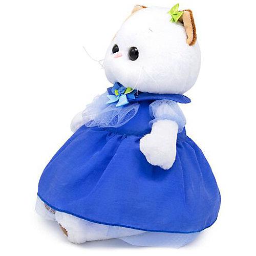 Мягкая игрушка Budi Basa Кошечка Ли-Ли в синем платье, 24 см от Budi Basa