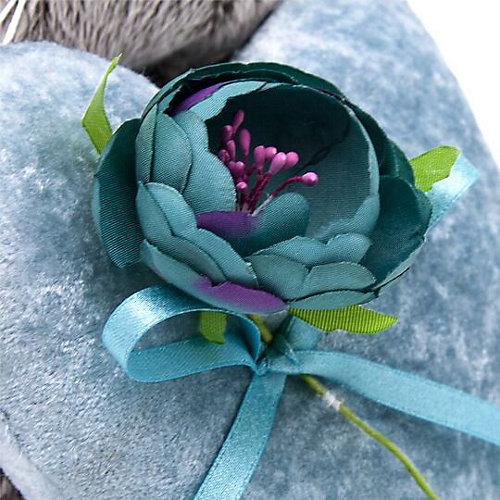 Мягкая игрушка Budi Basa Кот Басик с сердцем из бархата, 22 см от Budi Basa
