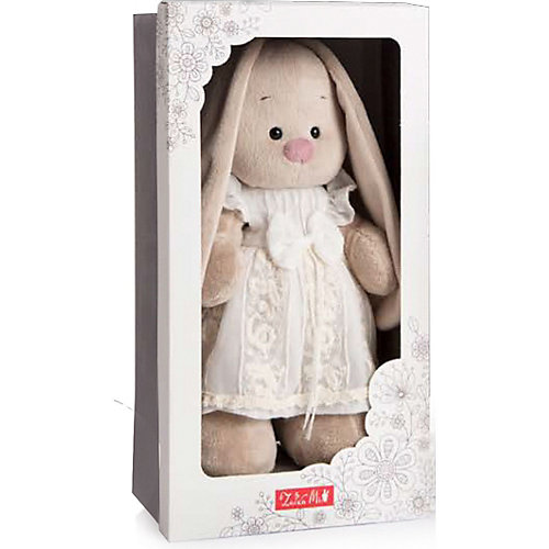 Мягкая игрушка Budi Basa Зайка Ми в трикотажком платье, 32 см от Budi Basa