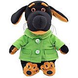 Мягкая игрушка Budi Basa Собака Ваксон Baby в пиджачке, 20 см