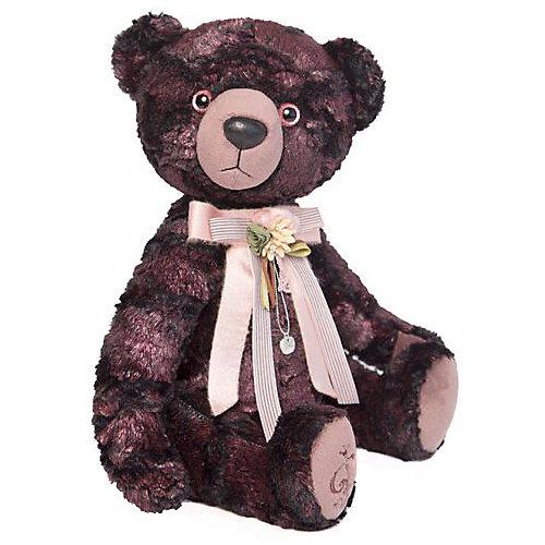 Мягкая игрушка Budi Basa Медведь БернАрт, бордовый, 30 см от Budi Basa