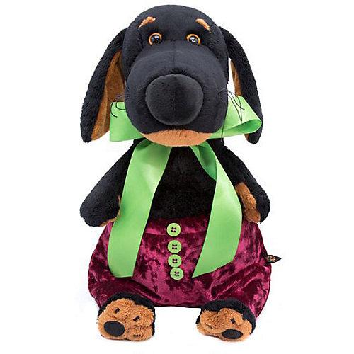 Мягкая игрушка Budi Basa Собака Ваксон в бархатных штанишках, 25 см от Budi Basa