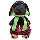 Мягкая игрушка Budi Basa Собака Ваксон в бархатных штанишках, 25 см