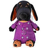 Мягкая игрушка Budi Basa Собака Ваксон в плаще, 25 см