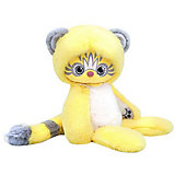 Мягкая игрушка Budi Basa Lori Colori Эйка (Eika), жёлтый, 30 см