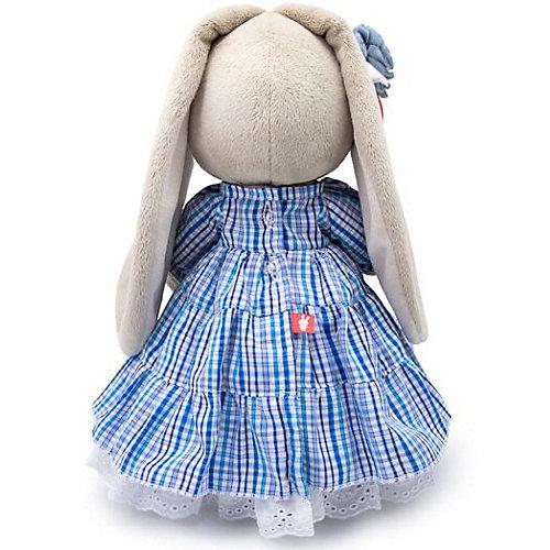 Мягкая игрушка Budi Basa Зайка Ми в платье в стиле Кантри, 32 см от Budi Basa