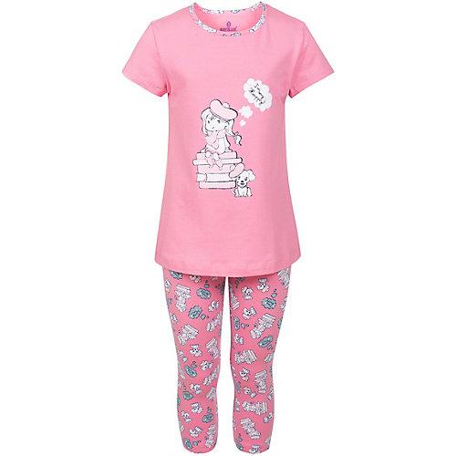 Пижама Baykar - блекло-розовый от Baykar