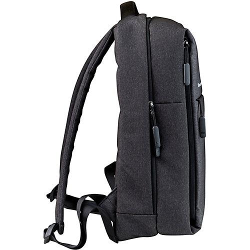 Рюкзак Xiaomi Mi City Backpack, темно-серый - темно-серый от Xiaomi