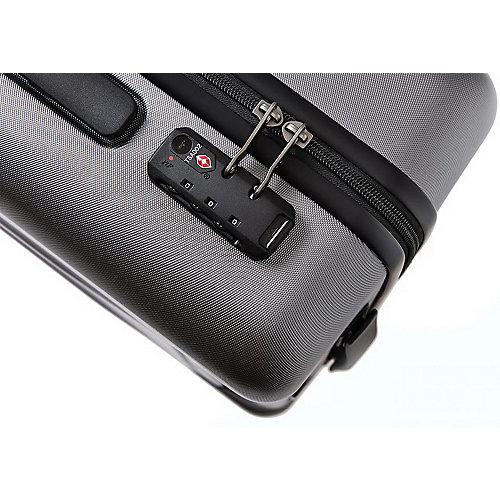 "Чемодан Xiaomi 90 Point Luggage 20"", серый - серый"