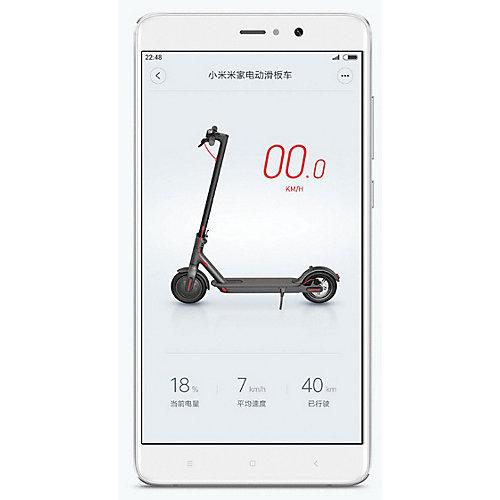 Электросамокат Xiaomi Mi Electric Scooter, белый от Xiaomi