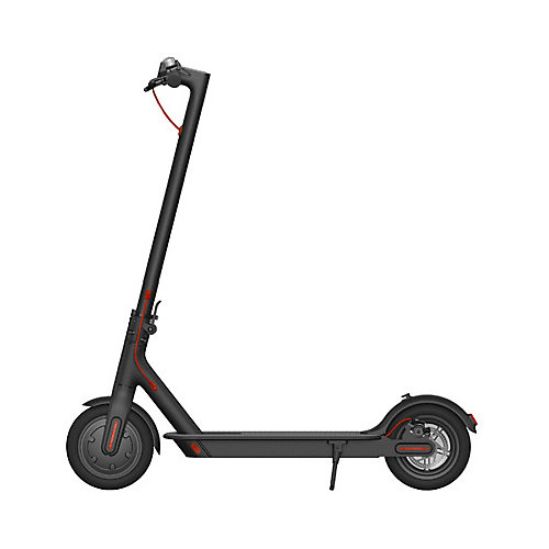 Электросамокат Xiaomi Mi Electric Scooter, черный