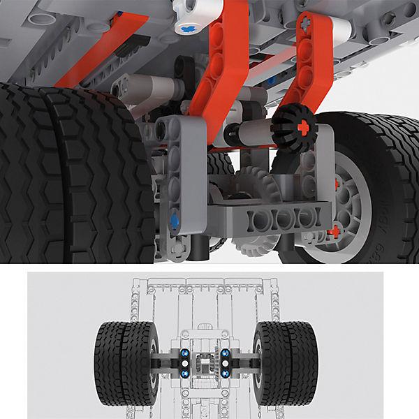 Конструктор-трансформер Xiaomi MI Truck Builder