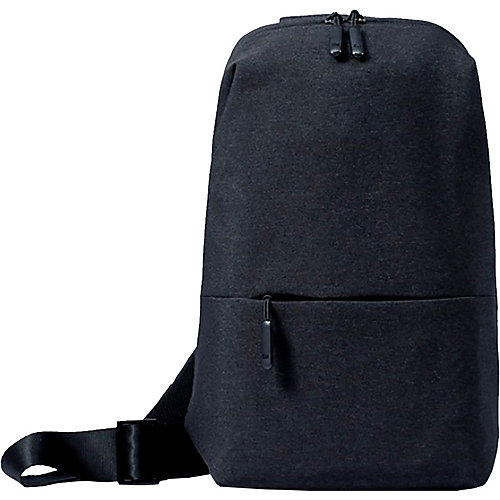 Рюкзак Xiaomi Mi City Sling Bag, темно-серый - темно-серый