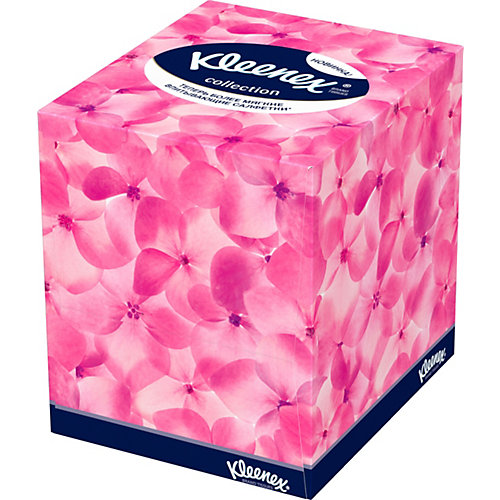 Салфетки Kleenex Collection, 100 штук от Kleenex