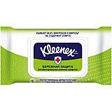 Влажные антибактериальные салфетки Kleenex «Семейные», 40 штук