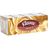Носовые платочки Kleenex Ultrasoft, упаковка 12 штук