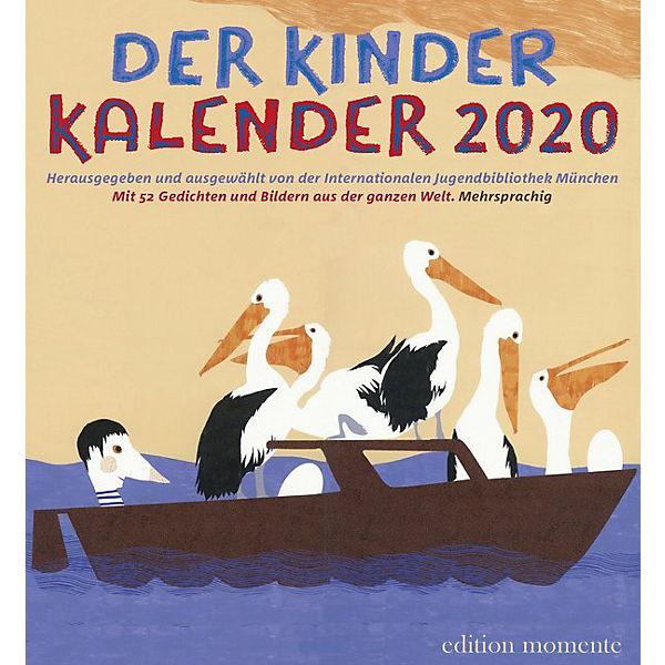 Calendrier Avent Kinder 2020.Der Kinder Kalender 2020