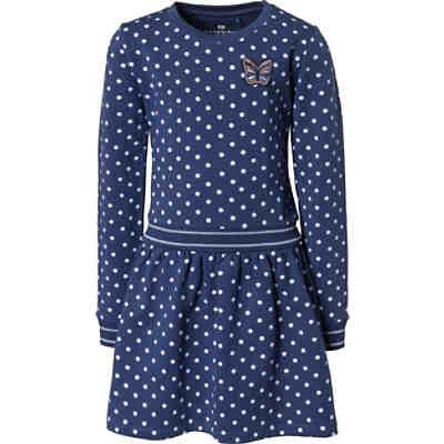 buy online b975e 33a77 5a1d31384 design mädchen kleid gestreift gr. 116 152 ...