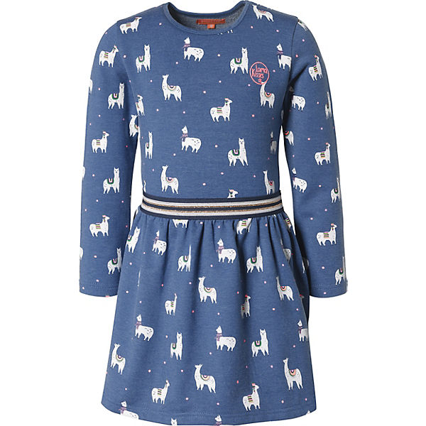 Kinder Sweatkleid, Lama