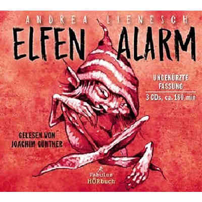 Elfenalarm, 3 Audio-CDs