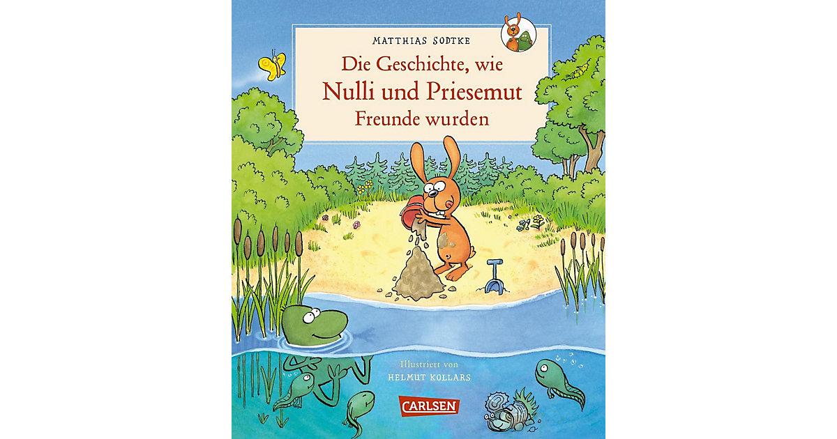 Buch - Die Geschichte, wie Nulli und Priesemut Freunde wurden
