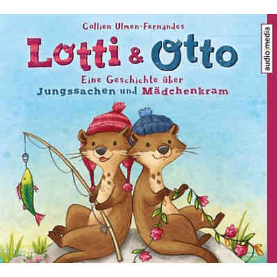 Lotti & Otto, 1 Audio-CD