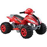 Квадроцикл Наша Игрушка, красный
