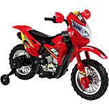 """Мотоцикл Наша Игрушка """"Юниор"""", красный, звук"""