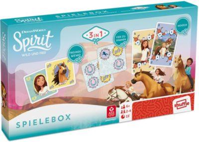 Spirit Spielebox